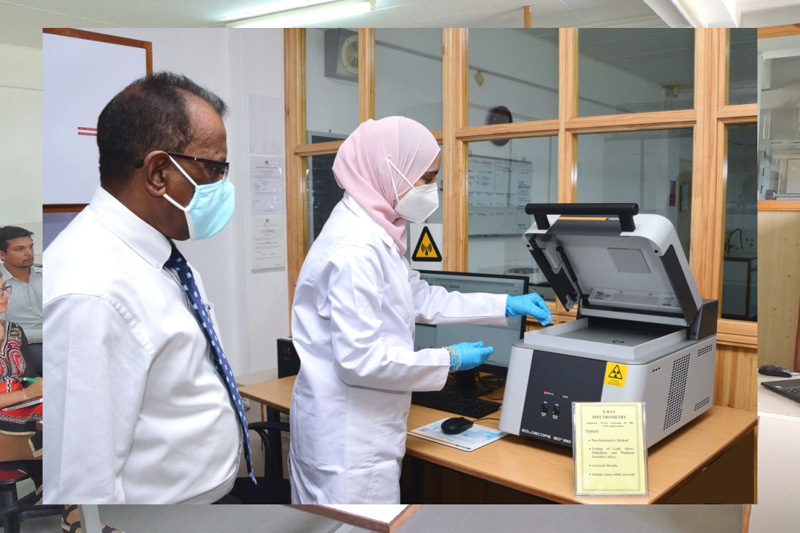 Fire Safety Awareness At The Assay Office